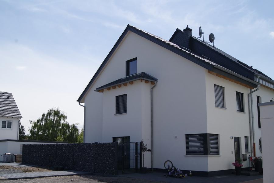 Stadtvilla modern und hell mit exklusiver austattung for Besser wohnen